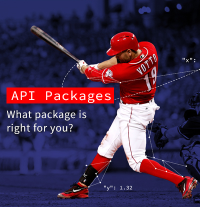 API Packages. What package is right for you?